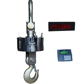 Crane Weighing Scales - Wireless