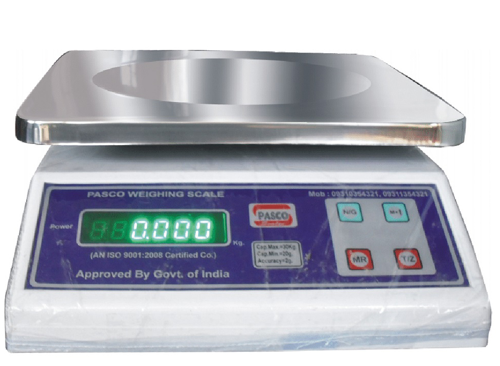 Table Top Weighing Scale - ABS